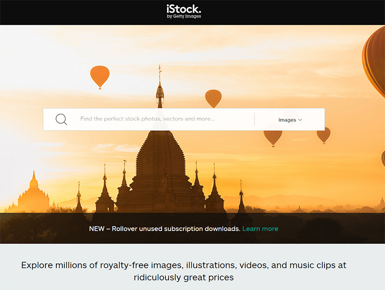 Get iStock Promo Code to Jump-Start Your Creative Project